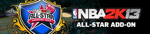 You Can Download NBA 2K13 'All Star' DLC Now