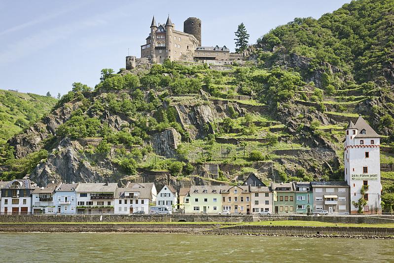 Katz Castle, Rhine River, Germany 141