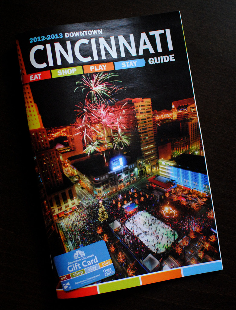 Downtown Cincinnati Guide