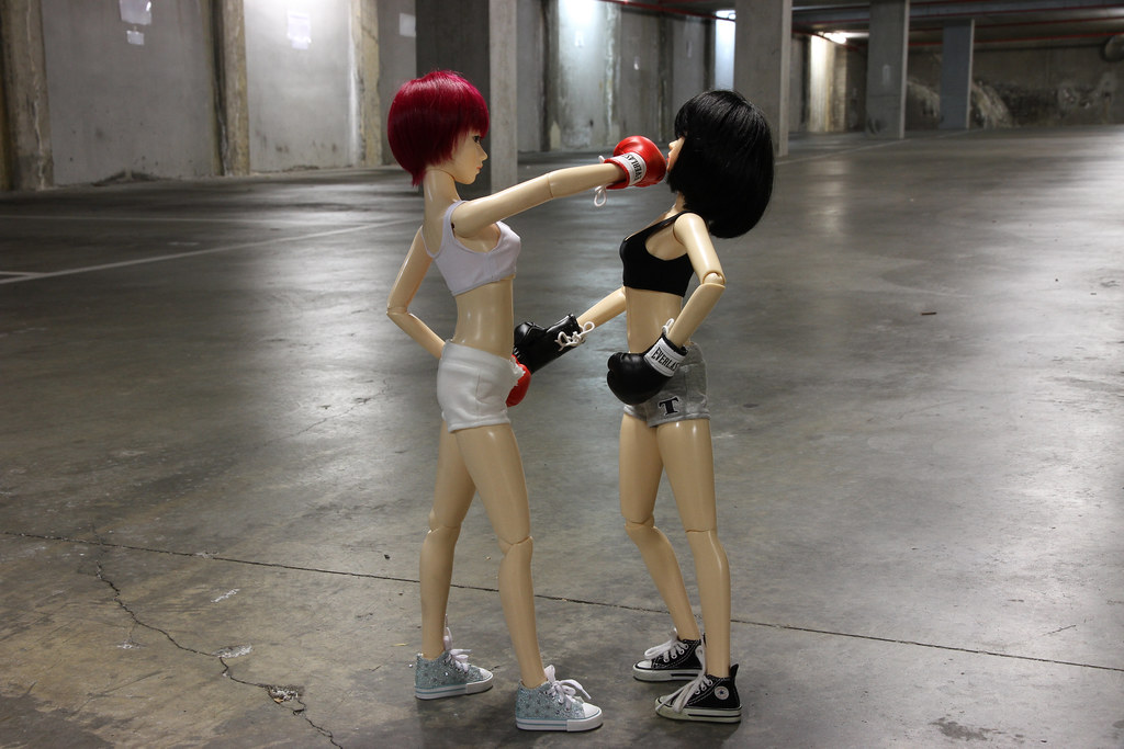 Girl's Fight Club 20