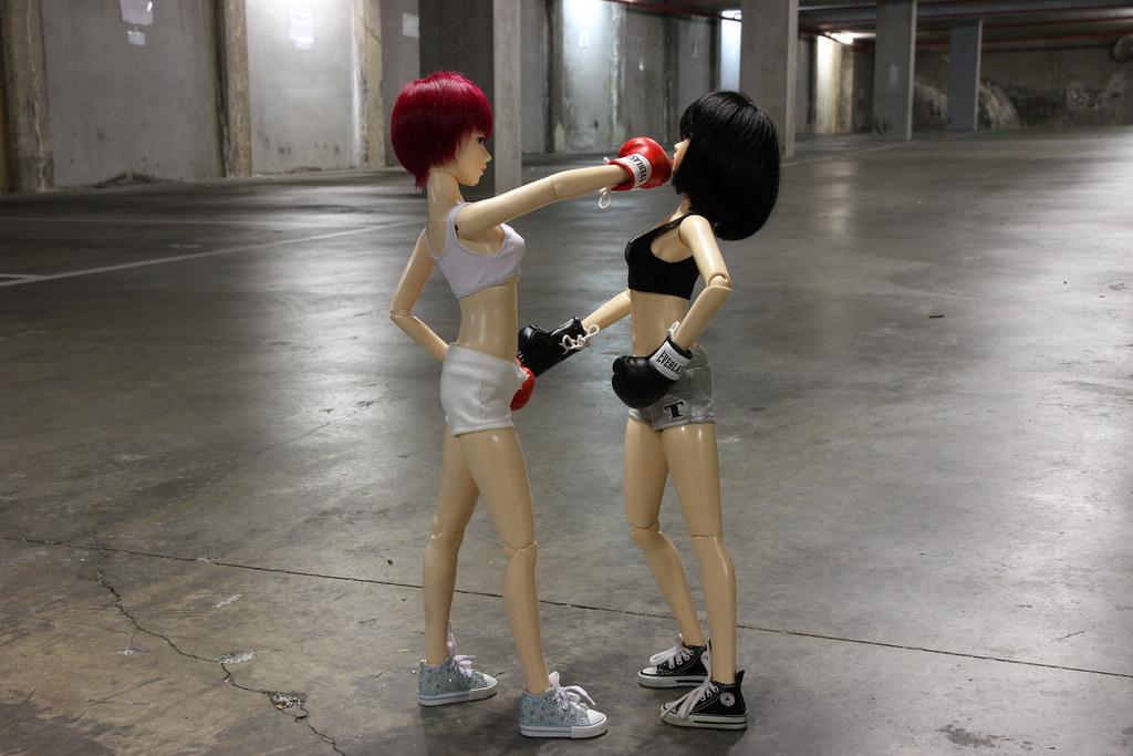 Girl's Fight Club 20