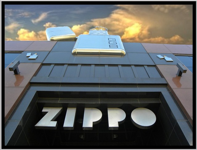 Bradford (PA) United States  city pictures gallery : Bradford Pa ~ Zippo Lighter Building ~ Museum