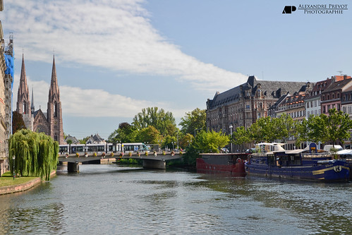 Strasbourg by Alexandre Prévot