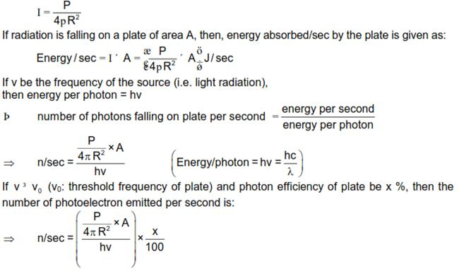 CBSE Class 12 Physics Notes: Dual Nature of Radiation and Matter - Source of Radiation