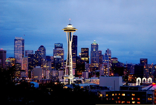 Space Needle - Seattle-1