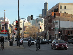 Milwaukee Ave, Chicago