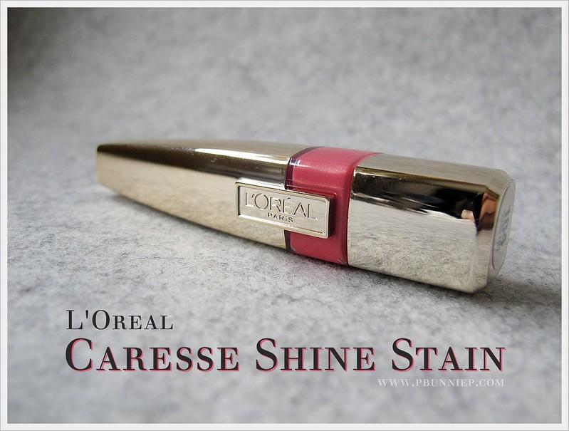 LOreal Caresse Shine Stain-01