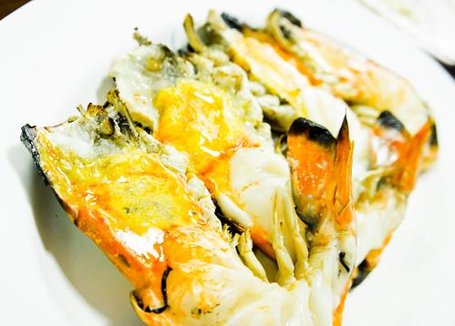 Thai's Grilled Giant Lobster กุ้งยักษ์ย่าง