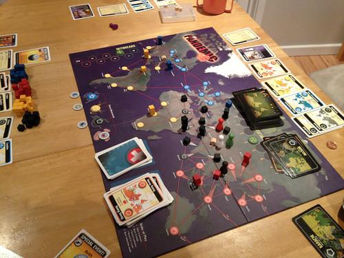 DomCon: Pandemic
