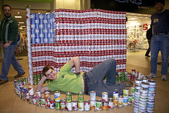 GCC Engineering project wins award at Food Bank benefit