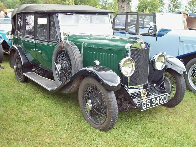 455 Lea Francis 12/40 (1932)