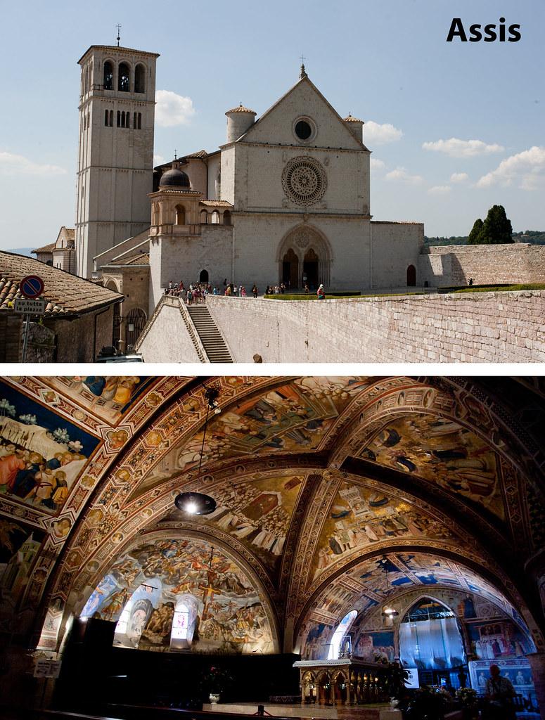 Basílica de São Francisco, Assis - Itália