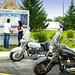 Carte itinéraire moto | La route des navigateurs