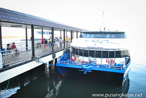 Sun_Cruises to Corregidor