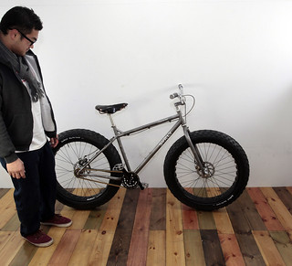 FATBIKE/MOONLANDER/SURLY