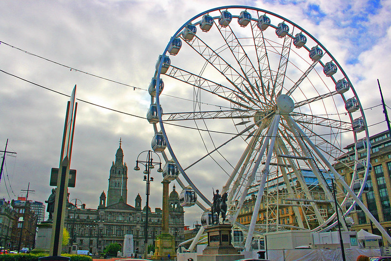 April The Glasgow Big Wheel (2) Sharper