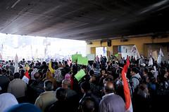 Shubra march to Tahrir