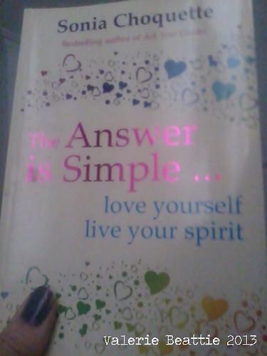 answer simple love spirit book
