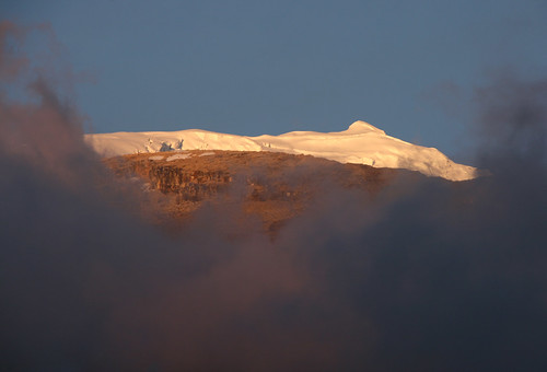 sunset naturaleza mountain blanco nature canon atardecer colombia snowcapped montaña nevado cocuy ritacuba ritakuwa