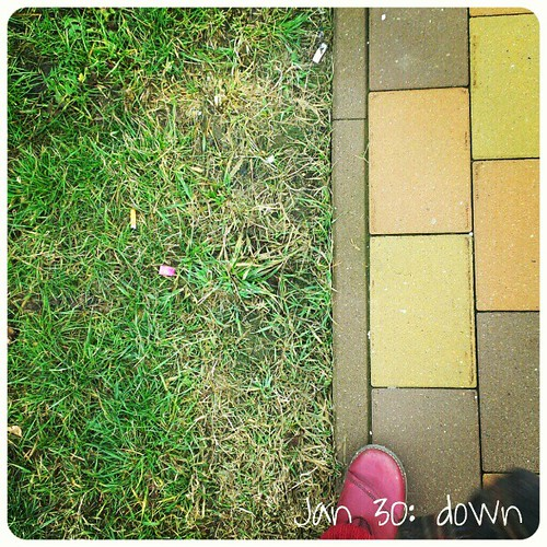Jan 30: down .. #fmsphotoaday