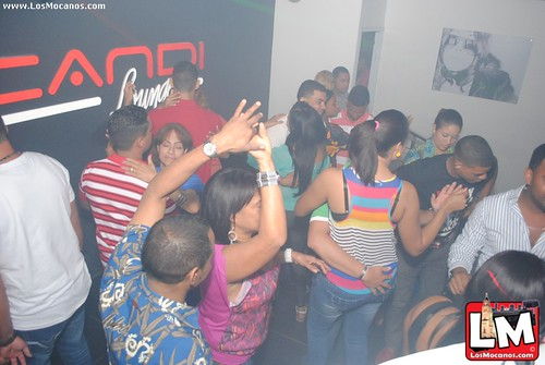 Dj Chilo Candy Lounge @ Las Lagunas