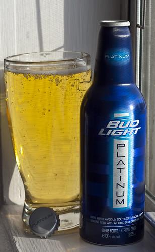 Skunkworth's Barleyslime: Bud Light Platinum by Cody La Bière