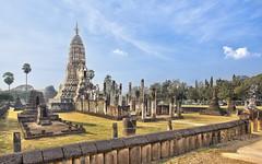 Wat Phra Sri Rattana Mahathat Chaliang, Si Satchanalai