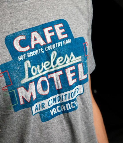 Loveless Cafe Shirt - As Seen on NASHVILLE