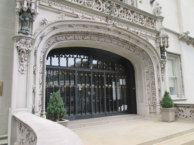Front Door The Harry F Sinclair Oil Mansion 4686