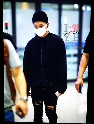 BIGBANG arrival Seoul 2015-08-15 (5)