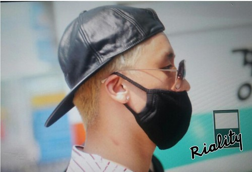 Big Bang - Incheon Airport - 29may2015 - Seung Ri - withriality - 02