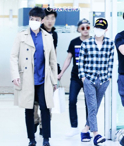 Big Bang - Gimpo Airport - 07jun2015 - GDREIRA - 03