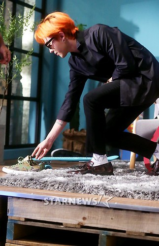 G-Dragon - Airbnb x G-Dragon - 20aug2015 - Starnews - 07
