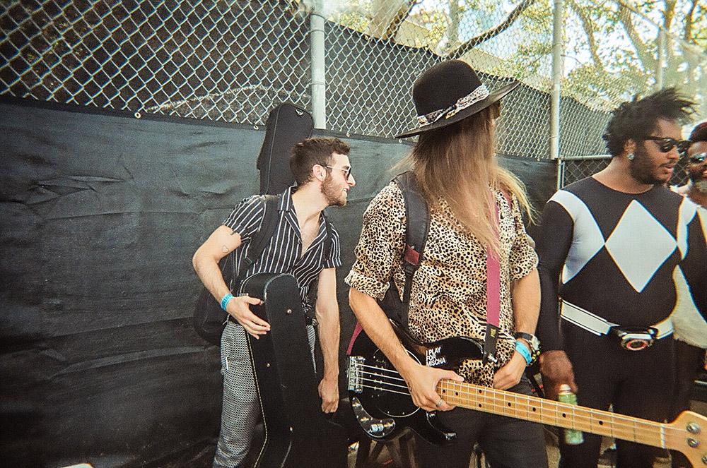 The Veevees Disposable Afropunk 2016