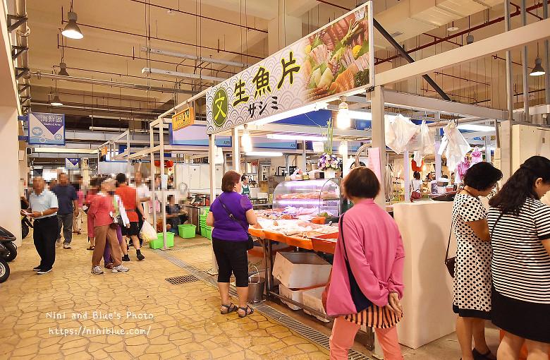 台中新建國市場火車站26