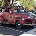 Ridgeway (CO) Antique Fire Engine