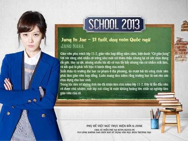School 2013 (Jang Na Ra)