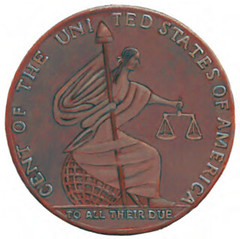 Proposed copper cent