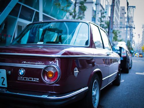 Classic BMW by hyossie