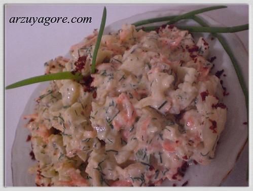 karnabahar salatası-2