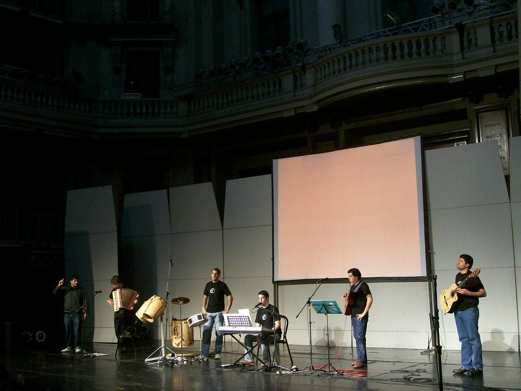 Feria UNIART en el Centro Nacional de la Música (2010)