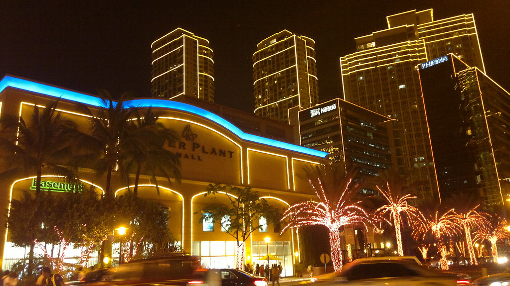 Rockwell Center (Makati) Christmas 2012