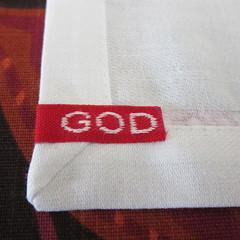 No-Sew Embellished Napkins