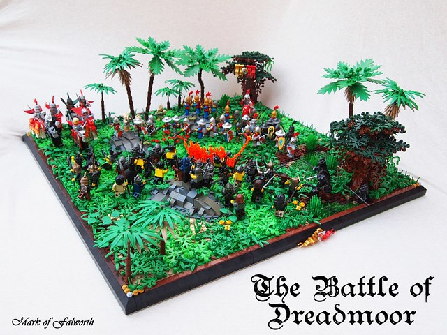 CCCX The Battle of Dreadmoor