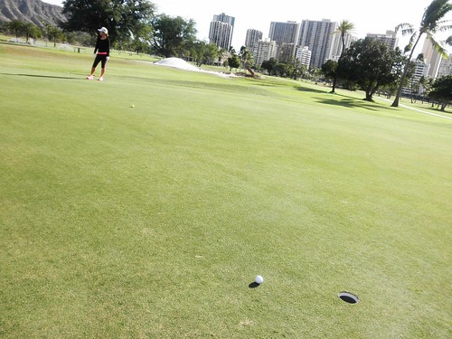 Ala Wai Golf Course 108b