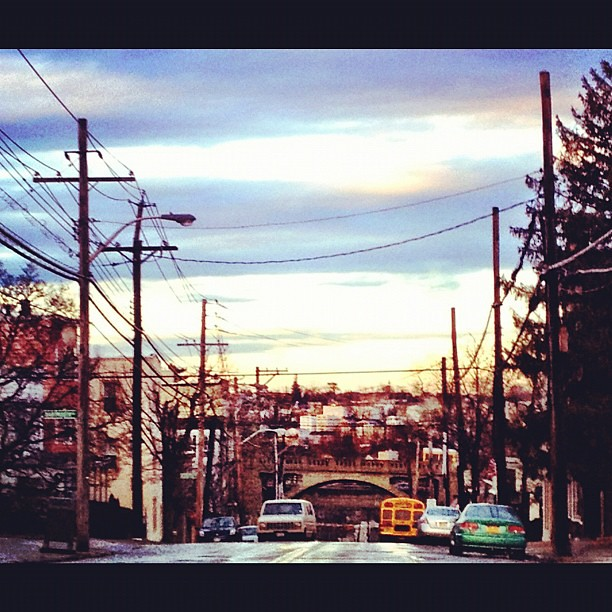 This is Yonkers, NY