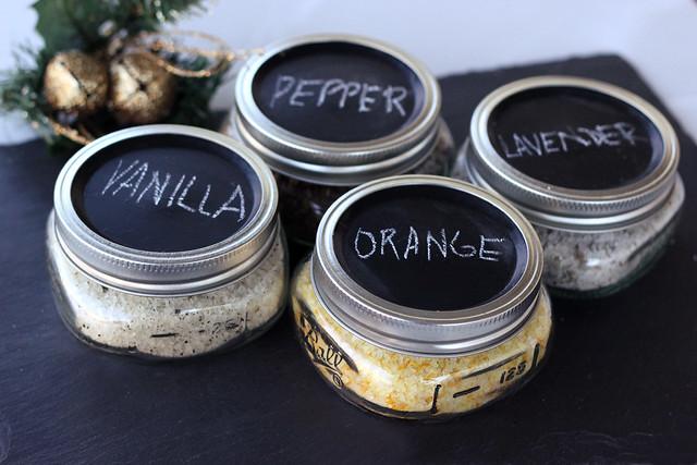 Flavored Finishing Sea Salts