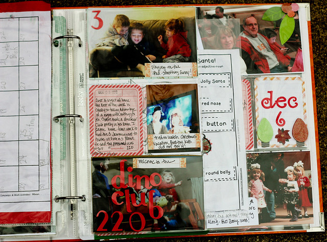Project Life 2012 | Week 49