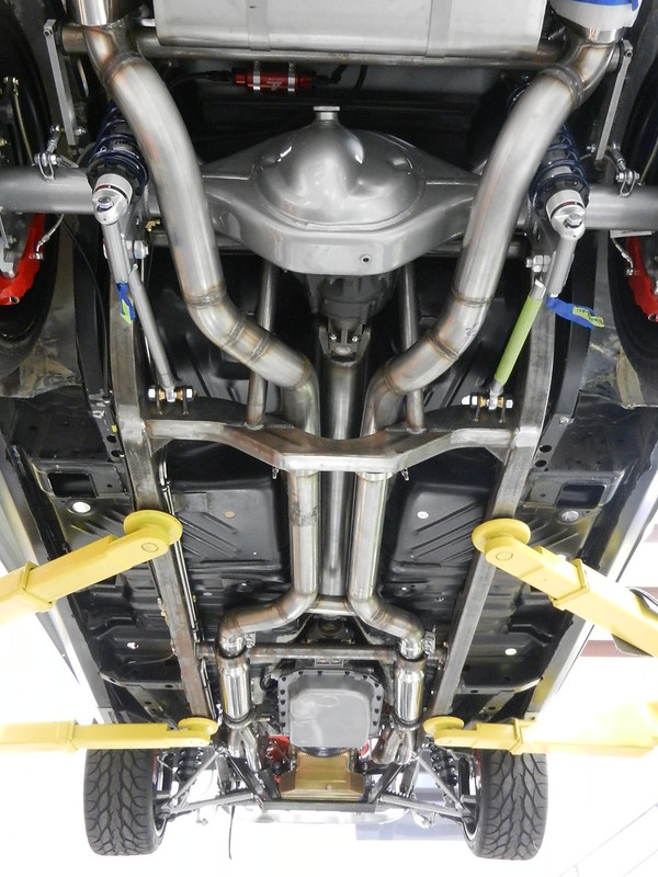 D Db C C on Custom Fuel Filler Neck