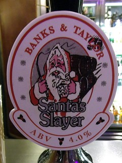 Banks & Taylor (B&T), Santa's Slayer, England